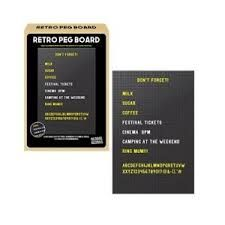 Image result for retro letter board home bargains