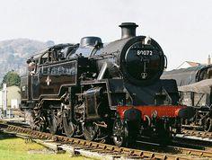 BR standard class 4  2-6-4 T