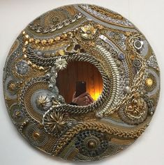 Chain Mirror by judysell on Etsy