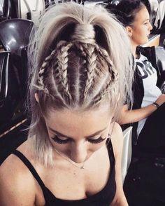 Peinados chulísimos que me haría… ¡Si no fuera tan desesperada!