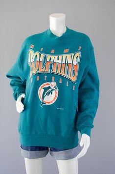 Vintage Miami Dolphins Sweatshirt b91544de5