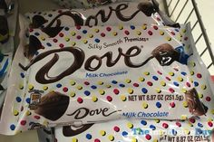 Dove Milk Chocolate Promises (Summer Packaging)