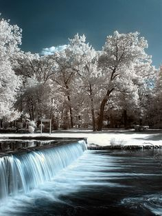 Winter in Milham Park ~ Kalamazoo, Michigan Portrait Photography, Nature Photography, Travel Photography, Infrared Photography, Beautiful World, Beautiful Places, Beautiful Park, Beautiful Pictures, Oh The Places You'll Go