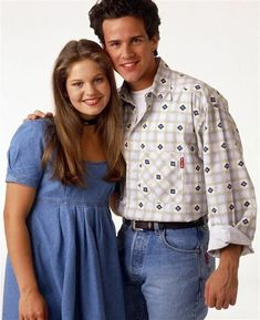 23 Amazing Full House Photos You've Never Seen Before - Füller Steve Full House, Dj Full House, Full House Dj Tanner, Uncle Jesse, Nostalgia, Candace Cameron Bure, One Of The Guys, Fuller House, Duck Face