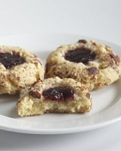 My Happy Dish: Jane Street Jam Cookies from Downtown Cookie Co.: Great recipes and more at http://www.sweetpaulmag.com !! @Sweet Paul Magazine