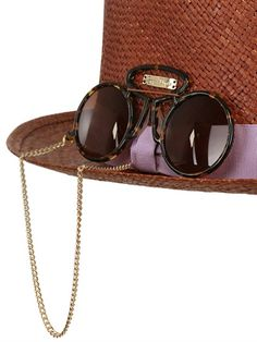 LUXURY SHOPPING WORLDWIDE SHIPPING - FLORENCE. Panama HatPanama. SUPERDUPER  - PINCE NEZ ... 8a51225ea87e