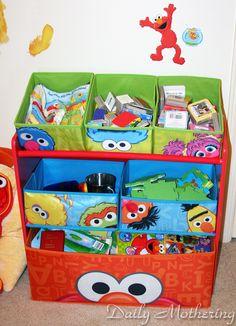 Sesame Street Kids Furniture