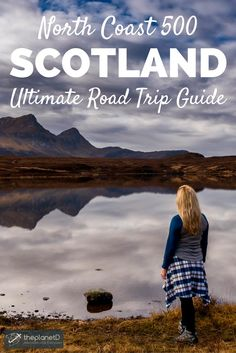 The complete 10 day road trip guide to exploring Scotland's North Coast 500 scenic route. From ocean lined cliffs, to castles, museums and more, this itinerary has it all! Best of travel in Europe. | Blog by The Planet D: Canada's Adventure Travel Couple