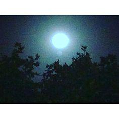 Superluna del 30 de agosto 2015. Madrid