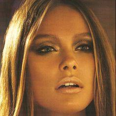 Gold + Nude Tones - makeup - beauty - face