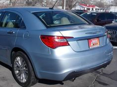 #Used 2013 #Chrysler 200 Limited 4dr #Sedan #FirehouseAutoSales #Springville #Utah #Dealership #Cars #AutoSales