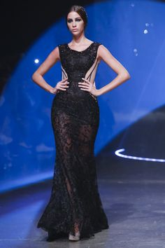 Michael Cinco Ready To Wear Spring Summer 2016 Dubai - NOWFASHION