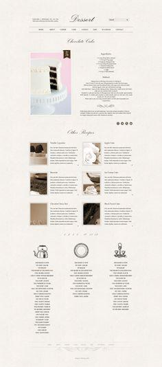 Subpage Web Design by Webvilla - 36010
