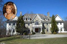 Oprah's BFF, Gail King, calls this home