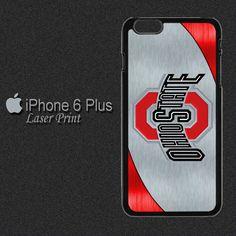Ohio State Football, Iphone 6 Plus Case, 6 Case, Creative Design, Hong Kong, Plastic, Phone Cases, Studio, Unique