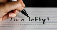 Facts and statistics about being a lefty - 9GAG