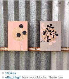 Mini Woodblocks