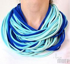 spaghetti scarf ocean dream