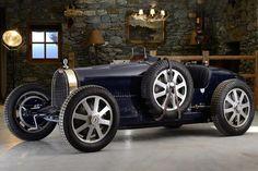 1929 Bugatti Type 35B/51 Grand Prix