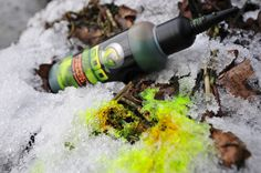 Goo - CarpFishing Korda Snow www.carpdiem.es