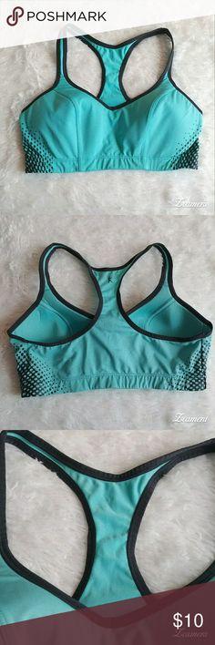 Danksin now blue sports bra Danskin now blue low to medium support sports bra. Used only a handful of times. Danskin Now Intimates & Sleepwear Bras