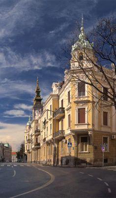 Belgrade by Roman Sayko (Serbia)