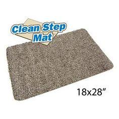 Comprar Felpudo Clean Step Mat