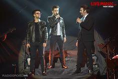 Фото 1 с концерта Il Volo в Москве