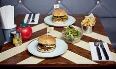 Free GBK Burgers #Freesamples #FreeBurgers GBK Burgers Putney #freestuff
