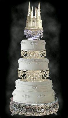 Cinderella cake!