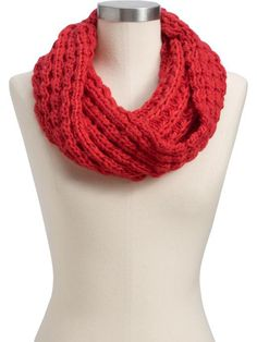 Old Navy Women's Popcornknit Infinity Scarves    Old Navy    $14.94