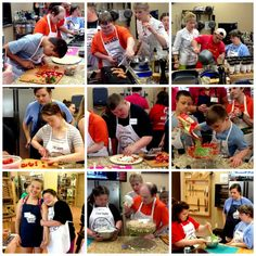 Down Syndrome Association of Acadiana (DSAA) : Programs & Events : Educational Programs : Past Cool! I Can Cook! Events