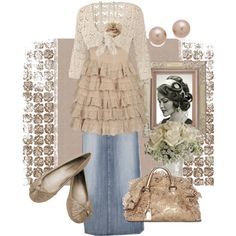 Love! Love! Love! This is so me on all levels from head to toe. Date night outfit for sure.