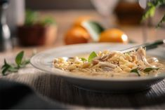 Get your Orzo on! Whip up this quick and easy recipe for Lemon Chicken & Orzo Soup tonight!