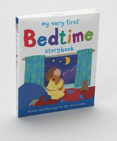 Take a look at this My Very First Bedtime Hardcover by Bargain Books on #zulily today!