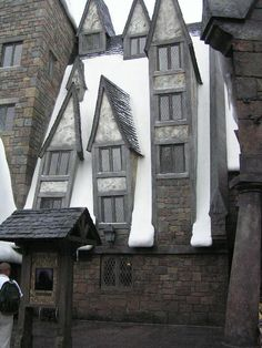 Wizarding World of Harry Potter. I would spend the whole day there, this place is awesome!