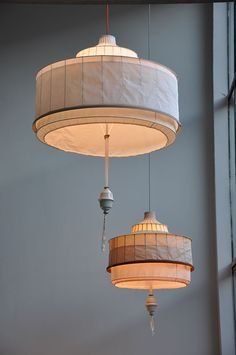 Tent Lamp by Lotty Lindeman & Wouter Scheublin - The Design Vote Decor, Lamp, Lighting Design, Interior Lighting, Light Fixtures, Lamp Light, Home Lighting, House Interior, Room Lamp