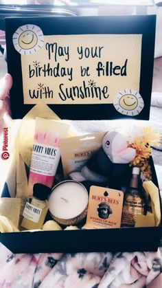 10 Creative and Unique Birthday Gifts Ideas for Your Loved One Lifestyle Spunk . 10 Creative and Unique Birthday Gifts Ideas for Your Loved One Lifestyle Spunk Gifts creative Birthday gifts. Creative Birthday Gifts, Birthday Gift For Wife, Birthday Gifts For Teens, Birthday Gifts For Girlfriend, Husband Birthday, It's Your Birthday, Card Birthday, Diy Birthday Gifts For Friends, Birthday Invitations