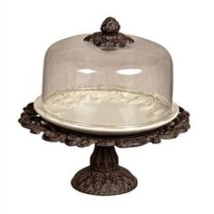 Cream Covered Dessert Pedestal - Burnished Bronze GG Collection http://www.amazon.com/dp/B001GT8YKM/ref=cm_sw_r_pi_dp_IDUXub008NSYB