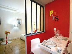 18th Montmartre apartment rental