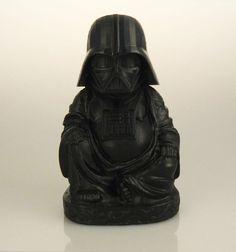 Star Wars - Zen Darth Vader (Black Satin)