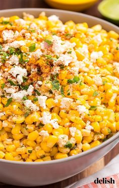 This Mexican Corn Salad Is Perfect For Summer Potlucks Delish