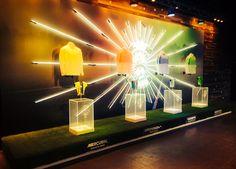 NIKE, Retail Interior | Revolution Jacket at Niketown, London, 2015 by Millington Associates