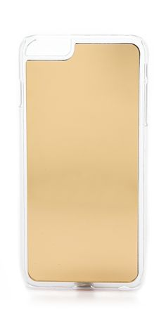 Zero Gravity Gold Mirror iPhone 6 Plus Case | SHOPBOP