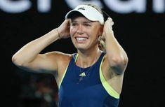 Wozniacki geeft 1 game weg als nieuwe nummer 1