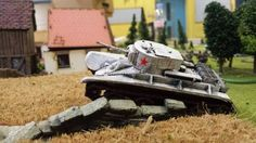 Wee Gamers: Bolt Action AAR: Poland will be ours, Comrade!