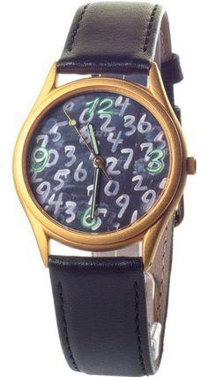 #black #watch with a #gold setting by ZIGMAN x Marli