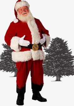 La amabilidad de Santa Claus, Santa Claus, Amablemente, Vestido Rojo PNG y PSD