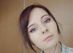 INKA blogger: Denní líčení s nádechem do růžova