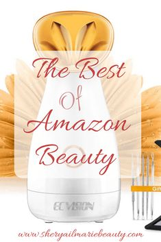 The Best Of Amazon Beauty-Hidden Gems Under $40 Beauty Shop, Diy Beauty, Beauty Hacks, All Things Beauty, Good Things, Amazon Hacks, Amazon Beauty Products, Beauty Secrets, Beauty Tips